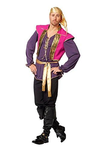 Wilbers 5508 Herrenkostüm Zigeuner Kostüm Herren Verkleidung Karneval Fasching