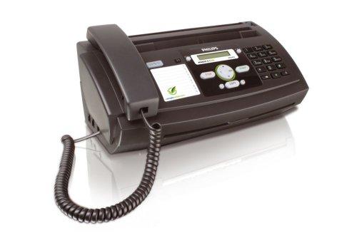 Philips PPF631E Magic 5 Eco primo Faxgerät anthrazit