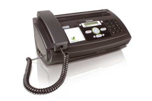 Preisvergleich Produktbild Philips PPF631E Magic 5 Eco primo Faxgerät anthrazit