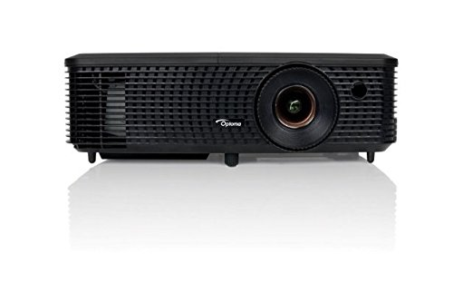 4146dxh40EL - Optoma HD142X Full HD 1080p Projector (Full Lights on Viewing 3000 ANSI Lumens, x2 HDMI with MHL Support and Built-In 10…