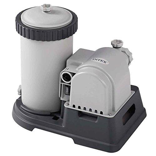 Intex - 56634Fr - Accessoires Piscines - Filtre Épurateur À Cartouche 9