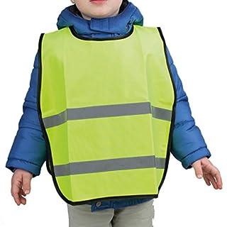 Allflash Kinderüberwurf SMALL (3XS, gelb)