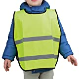 Allflash Kinderüberwurf SMALL (2XS, gelb)