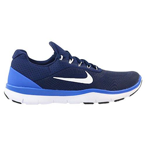 Nike Herren Free Trainer V7 Dunkelblau (blu Binario / Iper Cobalto / Nero / Bianco)