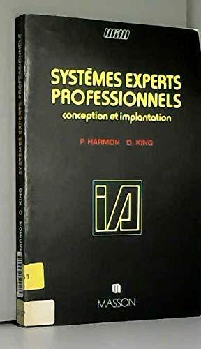 Systèmes experts professionnels par Paul Haron