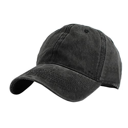 ZEELIY Classic Style Baseball Cap Alle Baumwolle Einstellbare Männer Frauen Low Hat Baseball Hut Classic Caps