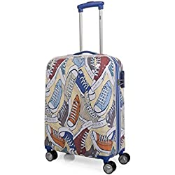 LOIS - 55750 TROLLEY CABINA LOW COST, Color Azul