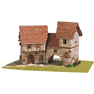 Aedes 1408 Country Houses 8 Model Kit, 31 x 26 x 5 cm, Multi-Color