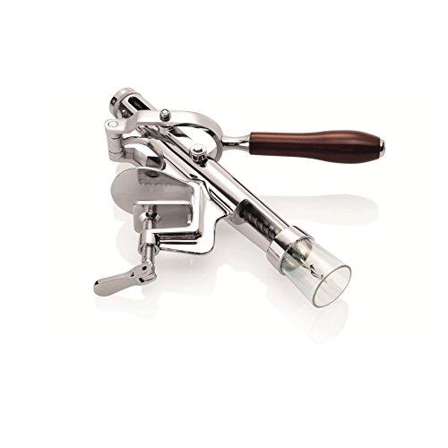 Kerafactum® – scopa per bottiglie di vino, qualità professionale, cavatappi, leva, corc, bottiglie di vino, tappi, cavatappi a leva, per il montaggio al tavolo