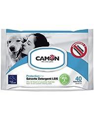 Camon salviette detergenti cani con Olio di Neem e Lavandula Hybrida