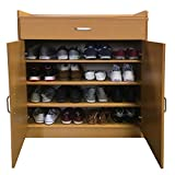 Redstone Shoe Storage Cabinet Rack...