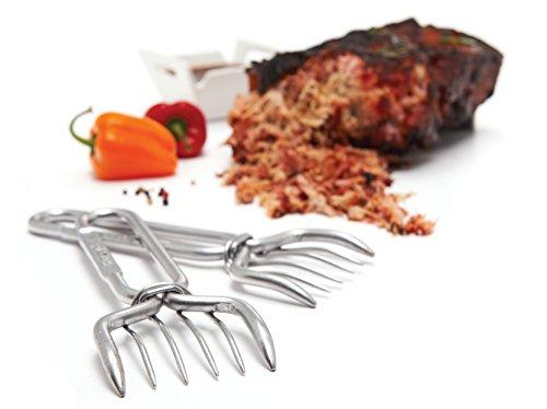 broil king pulled pork gabeln 2 teilig edelstahl grill. Black Bedroom Furniture Sets. Home Design Ideas
