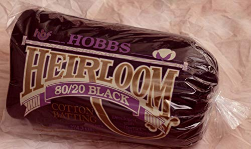 Hobbs Heirloom Premium 90 x 274 cm Queen, schwarz