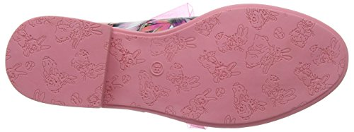 Irregular Choice Damen Dreamy Day Derbys Pink (Pink)