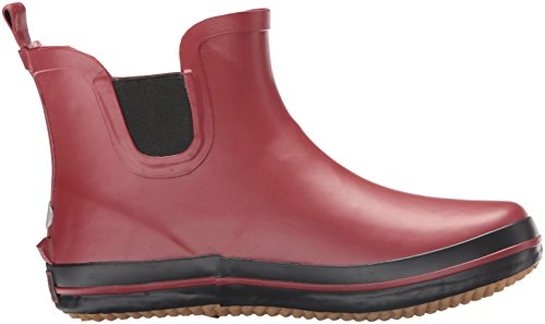 Kamik Shellylo, Bottines non doublées femme Rouge - Rot (RED-RED)
