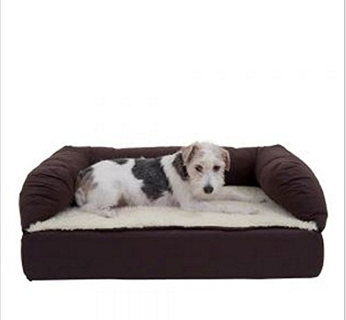 Dog Bed – Relaxing Sofa – Ideal For Senior Dogs – Your Dog Will Appreciate This Comfortable Bed (90 x 60 x 30 cm (L x W…