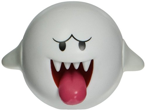 World of Nintendo – Super Mario – Boo – Figurine 6 cm