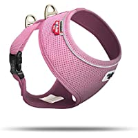 Curli Basic Geschirr Air-Mesh, Pink