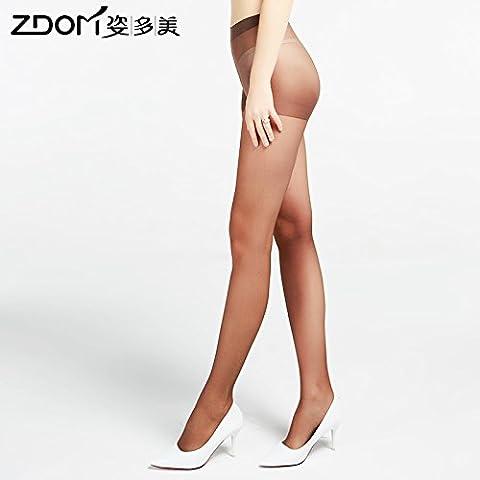 YFF Silk stockings ultra-dense web socks, stockings textured grid