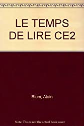 LE TEMPS DE LIRE CE2