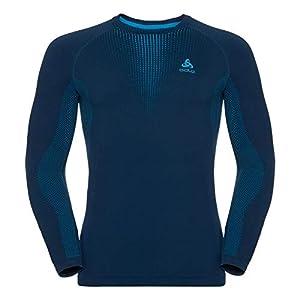 Odlo Warm Performance SUW Top Crew Neck Longsleeve Shirt Men – Winter Thermowäsche