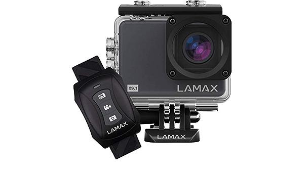 Lamax X9 1 Sportkamera 4k Ultra Hd 12 Mp Wlan 72 G Kamera