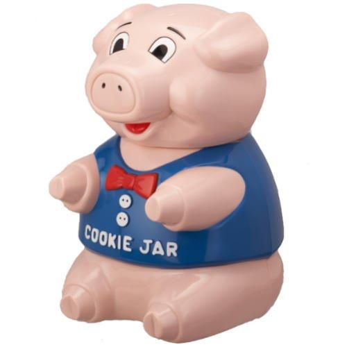 Talking Cookie Jar Pig Design