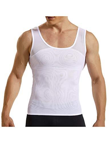 YCUEUST Camiseta Tirantes Compresión Camisetas Interiores