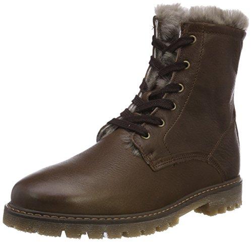 Bisgaard Unisex-Kinder 51917218 Combat Boots Braun (304-1 Coffee) 40 ()