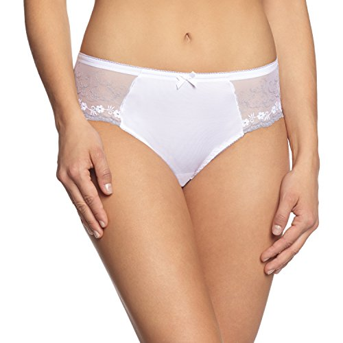 Sassa Damen Slip Weiß (Weiß 00100)