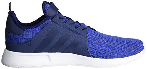 adidas X Plr, Scarpe da Ginnastica Basse Uomo Blu (Dark Blue/dark Blue/ftwr White)