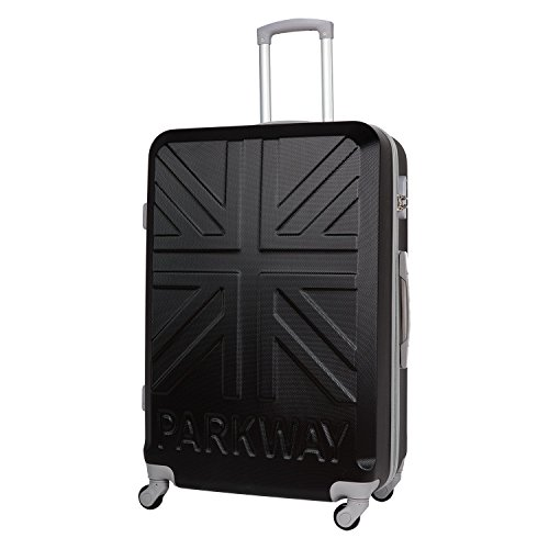 Valise PARKWAY taille moyenne 20410 NOIR 59 cm