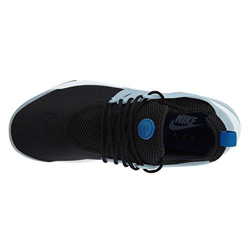 Nike Herren Air Presto Essential Sneaker Schwarz (Black/Blue Jay/Light Armory Blue/White)