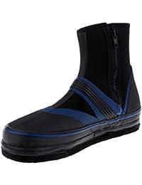 821a2956b960f8 Homyl Bottes de Pêche Chaussures Antidérapants en Néoprène Accessoire Pêche