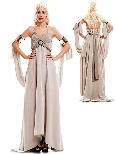 DISBACANAL Disfraz de Reina Dragón Mujer - Único, S