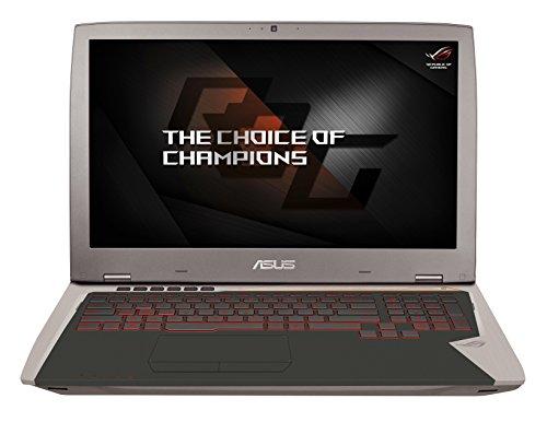 Preisvergleich Produktbild Asus ROG 43, 9 cm (17, 3 Zoll matt,  Full-HD) Notebook (Intel Core i7-6820HK,  32GB RAM,  1024GB SSD,  Nvidia GTX1080,  Win 10) grau