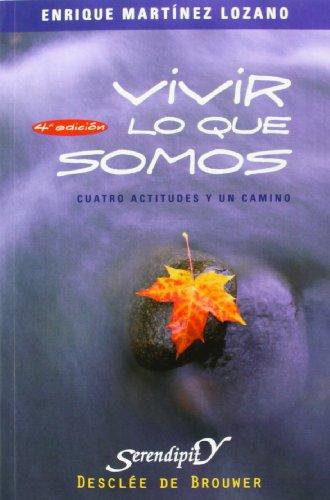 Vivir Lo Que Somos - Cosido (Serendipity) por Enrique Martínez Lozano