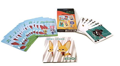 Zootopia - Kids Playing Cards Pack