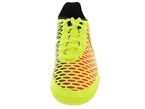 Nike MAGISTA ONDA IC Fußballschuhe Kinder neongelb/neonrot