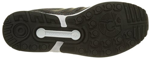 adidas ZX Flux, Sneaker Uomo Nero (Core Black/core Black/core Black)