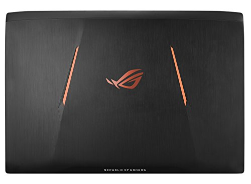 [Ancien modèle] Asus 90NB0BJ1-M00730ROG PC Portable Gamer 15.6″ FHD Noir (Intel Core i7, 8 Go de RAM, Disque dur 1 To + SSD 128 Go, Nvidia GeForce GTX 980M 4G, Windows 10)