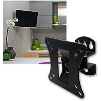 TV-Wandhalter ''CT-10+'', VESA kompatibel, für 10-25'' / 25-64cm, ±15°, max 15kg