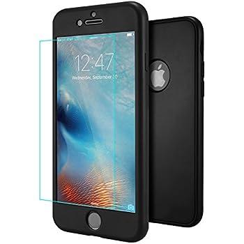 ivencase Custodia iPhone 6 6S Rosso Cover iPhone 6S Ultra Sottile