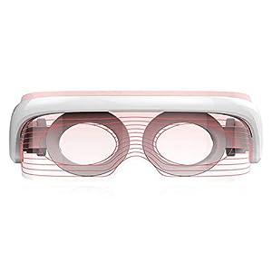 Volwco Augenmaske Mit Hitze Elektrische Augen Massagegert Fr Trockene Augen Beranstrengung Stressabbau Und Bietet Augenpflege