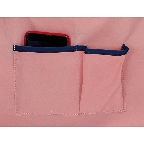 Imagen de pepe jeans edna print  escolar, 9.6 litros, color azul alternativa