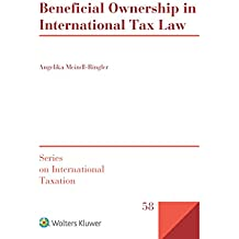 Beneficial Ownership in International Tax Law (Series on International Taxation)