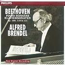 Beethoven : Sonates pour piano n� 30, 31 et 32