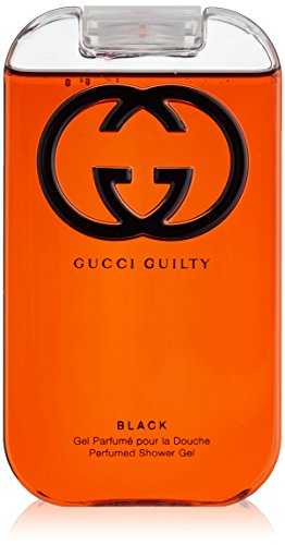 Gucci Guilty Black for Woman 200ml Shower Gel -