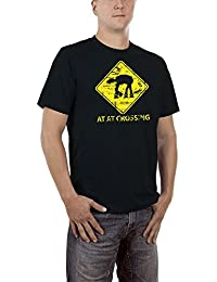 Touchlines At At Crossing, T-Shirt Homme