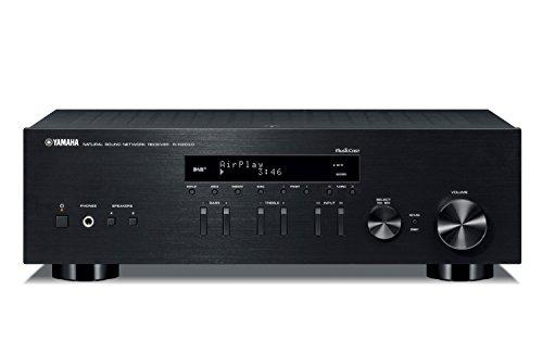 Yamaha R-N303D HiFi Receiver DLNA AirPlay DAB MusicCast schwarz -